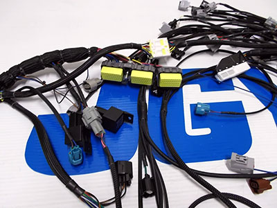 JGY - Wiring Specialties Harnesses - Nissan, 240sx, nissan sentra ...
