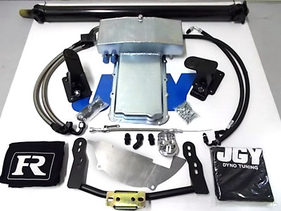 JGY - 350Z/G35 Engine Bolt-ons and Under Hood Parts - Nissan