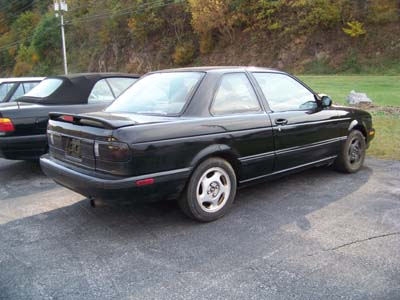 good shape b13 with no motor or trans this car is a 1994 with good shape interior and a good body with no rust 40000 update the hood has been