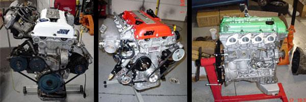 Engine Service from JGY - Nissan, 240sx, nissan sentra, 350z