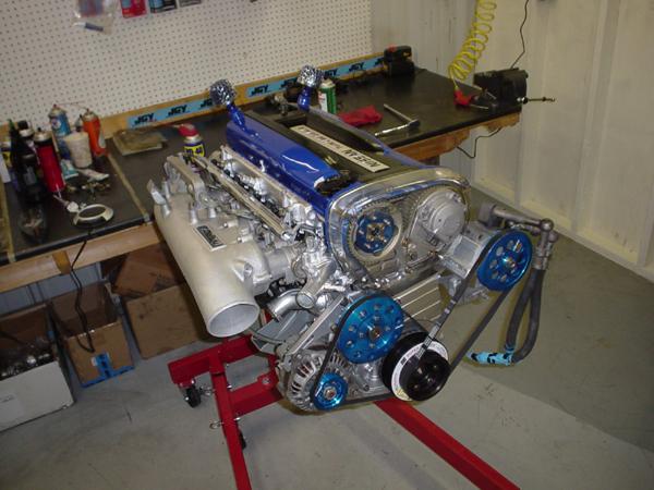 Engine Service from JGY - Nissan, 240sx, nissan sentra, 350z, G35